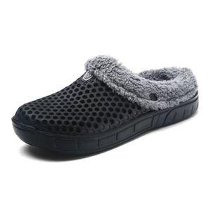 CHAUSSON - PANTOUFLE chaussons femmes Poids Léger intérieur pantoufle f