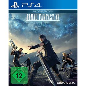 JEU PS4 Final Fantasy XV Day One Edition PS4