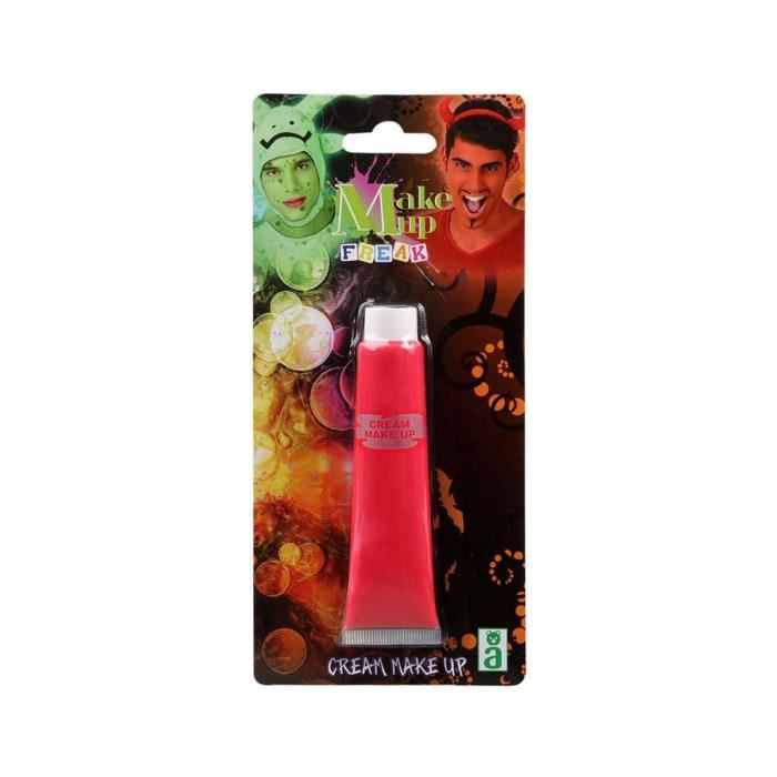 ATOSA - Maquillage en tube Adultes - Rouge