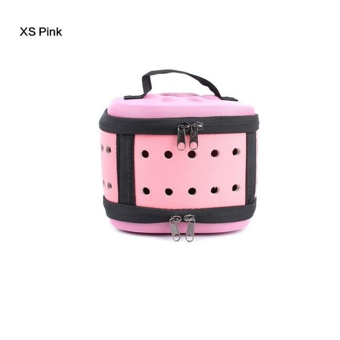 Sac Transport Chat Xs Pink Pour 28107222253632