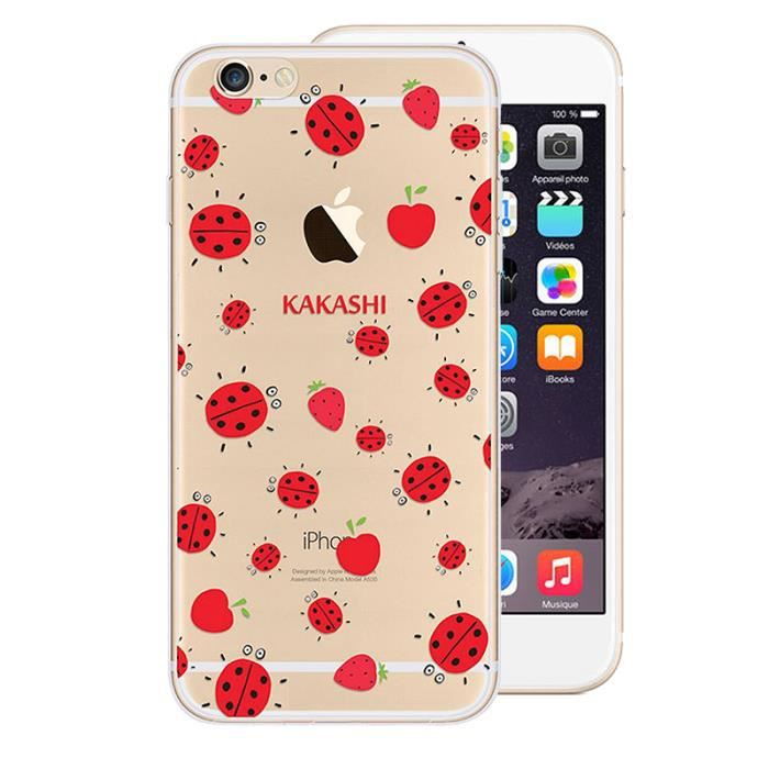 coque iphone 7 coccinelle