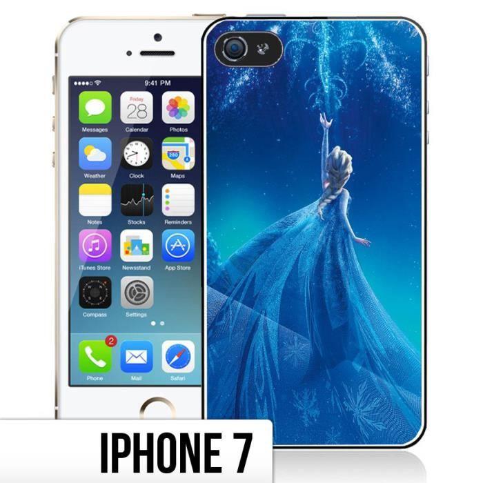 coque iphone 7 neige