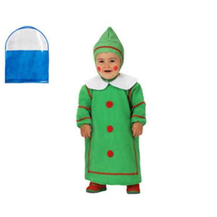 1c7f199d11ea1 Costume arbre de Noël Taille 12-24 mois - Achat   Vente déguisement ...