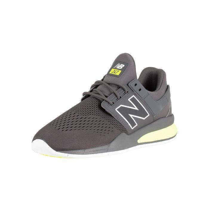 new balance 247 gris homme