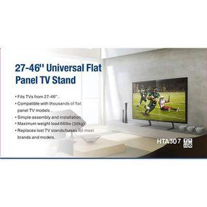 pied pour ecran plasma achat vente pas cher. Black Bedroom Furniture Sets. Home Design Ideas