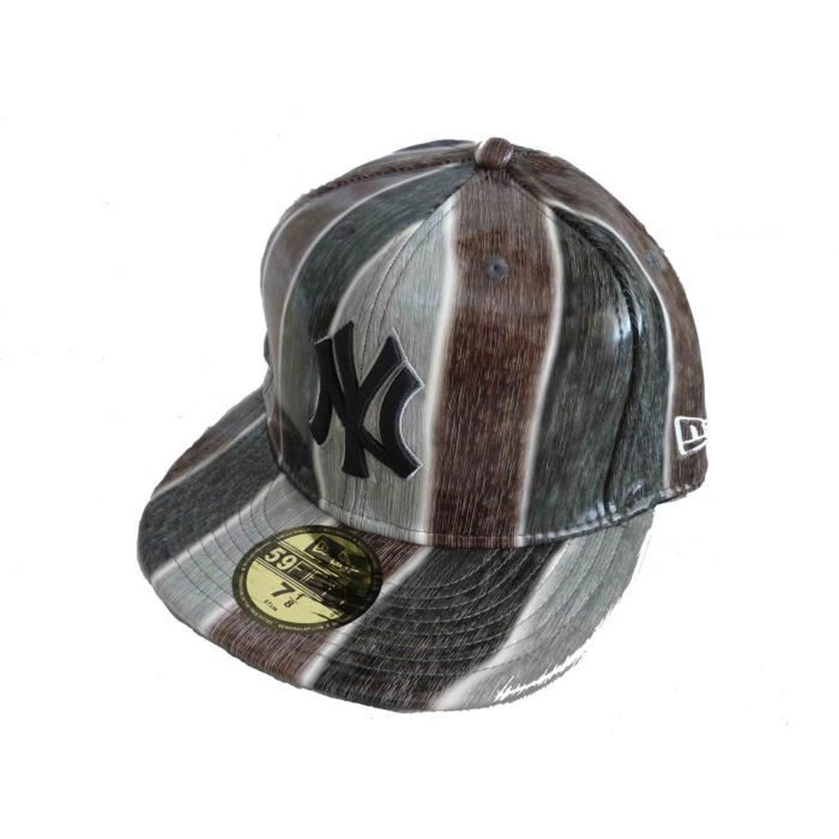 CASQUETTE NEW ERA   59 FIFTY   NEW YORK TAILLE 7 1 8 57cm - Achat ... e41f625a43d1