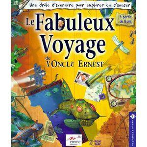 CULTURE ERNEST ; FABULEUX VOYAGE