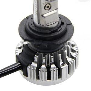 PHARES - OPTIQUES 120W 12000LM LED H7 Kit phare de voiture de Ampoul