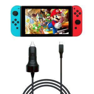PACK ACCESSOIRE Chargeur voiture haute vitesse pour Nintendo Switc
