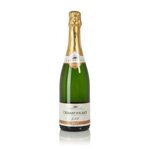 VIN BLANC KOLB Crémant d'Alsace - Blanc - 75 cl