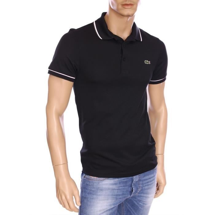 119bf716ca Polo Homme Ultra Noir Dh9630 Dry Lacoste 258 q5d0xw