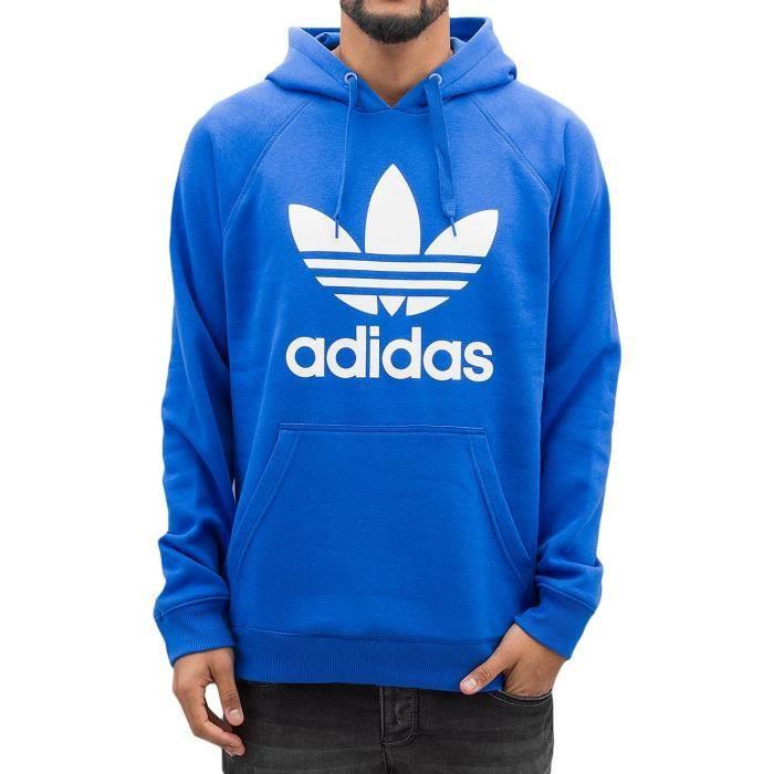 conception populaire disponible outlet à vendre adidas Homme Hauts / Sweat à capuche Originals Trefoil