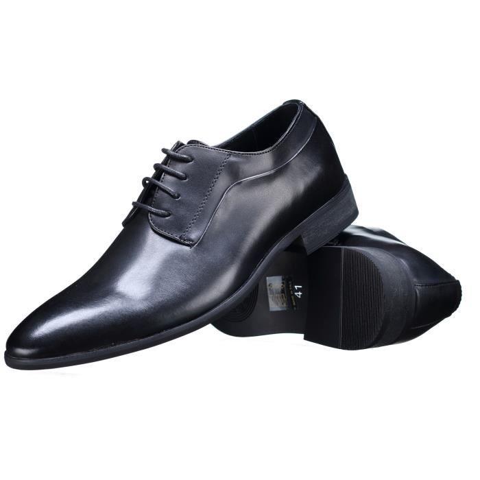 Chaussure Derbie Galax Gh3088 Black