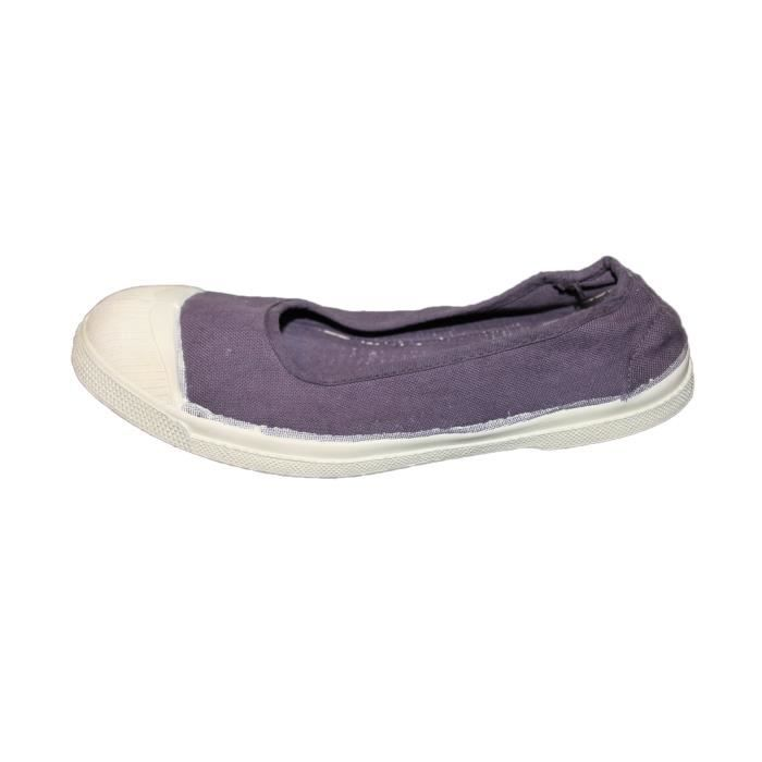 ballerine bensimon violette