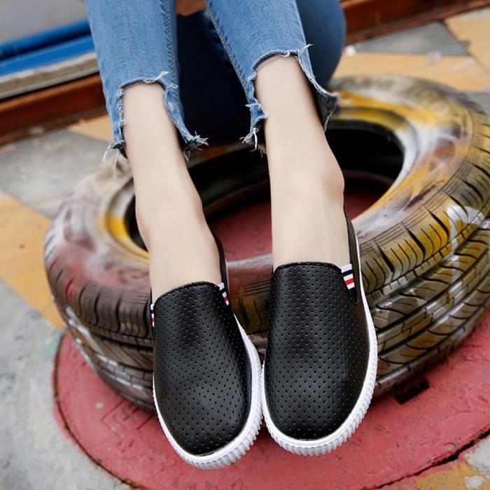 SANDALE - NU-PIEDS Lafayestore®Mesdames femmes creusent des chaussure