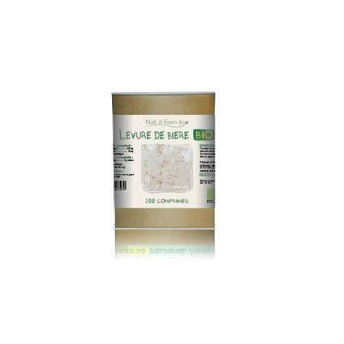 TONUS - VITALITÉ Eco responsable levure de bière bio 200 comprimés