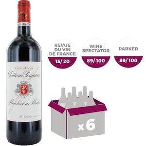 VIN ROUGE Château Poujeaux Moulis 1997 - Vin rouge