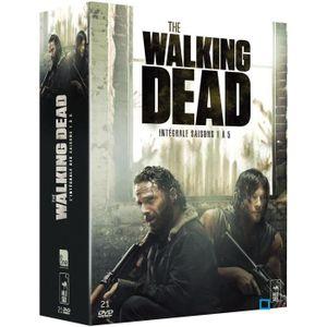 DVD SÉRIE The Walking Dead Intégrale Saisons 1 à 5 – 21 DVD