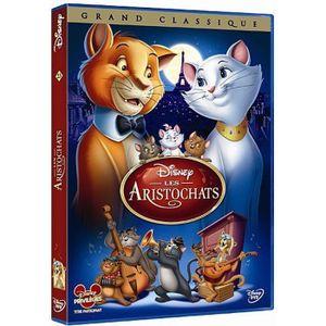 DVD DESSIN ANIMÉ DVD Les aristochats - Edition Classique - Disney