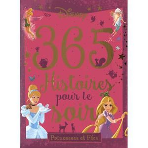 Livre 3-6 ANS 365 histoires pour le soir