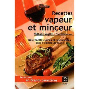 livre recette cuisine vapeur achat vente pas cher. Black Bedroom Furniture Sets. Home Design Ideas