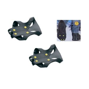 CHAUSSURES JARDINAGE Crampons anti-glisse - Non slip ice treads -Taille