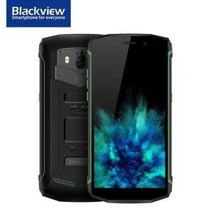SMARTPHONE Vert Blackview BV5800 pro16GB mémoire IP68 étanche
