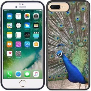 coque iphone 7 paon