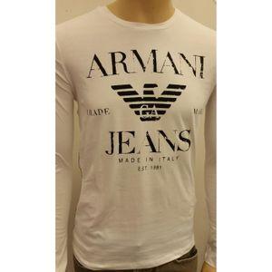 2264a34afc095 T-Shirt Calvin Klein homme manches courtes - CMP06V noir. Noir Noir ...