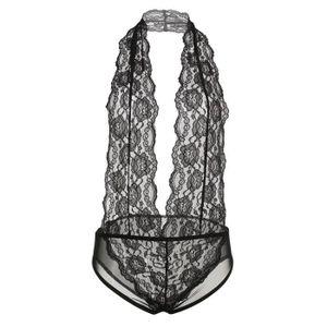 ENSEMBLE DE LINGERIE lingerie femmes Sexy dentelle florale creuse