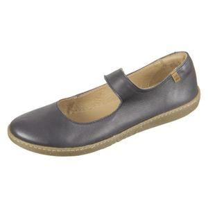 91c417410c25a Chaussures El Naturalista Coral Noir Noir - Achat   Vente mule ...