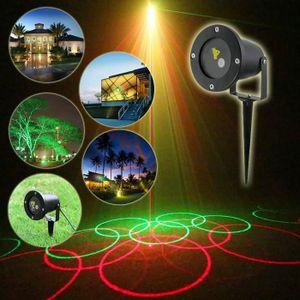 Laser exterieur achat vente pas cher for Tele achat projecteur noel