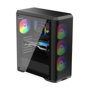 UNITÉ CENTRALE  PC Gamer, Intel i7, RX550, 2To HDD, 16 Go RAM, Win