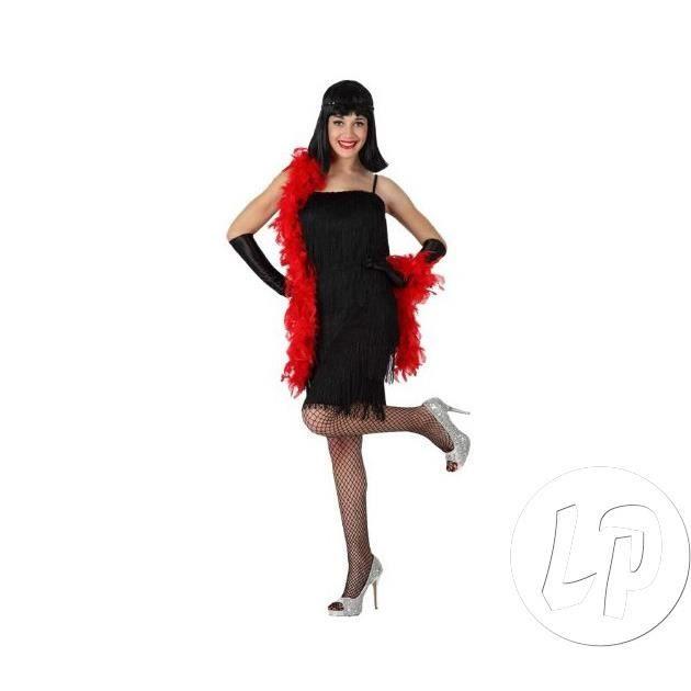 Robe cabaret femme