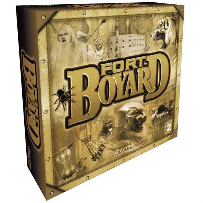 Super Jeu Fort Boyard - Achat / Vente jeu société - plateau - Cdiscount BA26