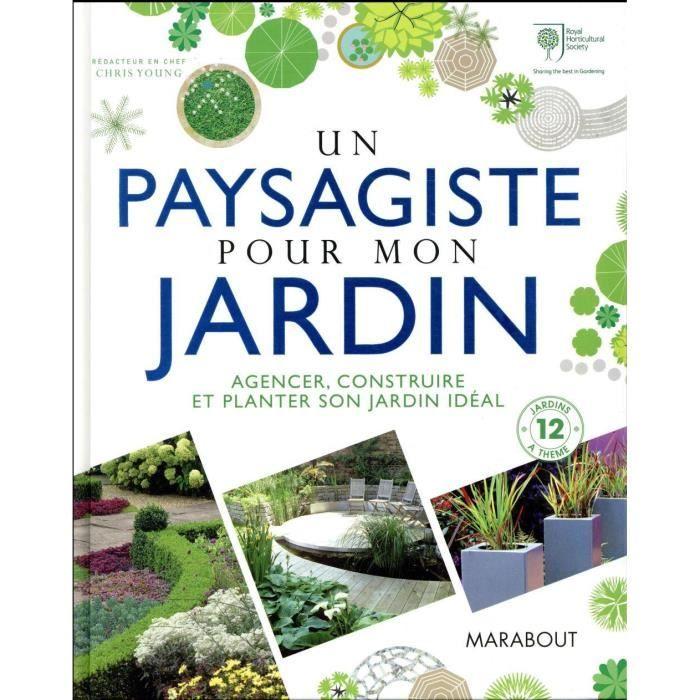 livre un paysagiste pour mon jardin