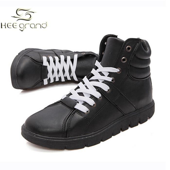 HEE GRAND Homme Garçon Chaussure de Sport Baske... iy37VOTIFg