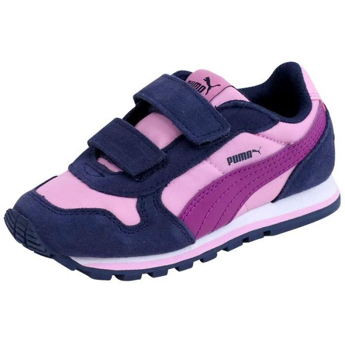 Chaussures Inf Runner Sd Velcros Blue Jr - Puma udzWPtpfD