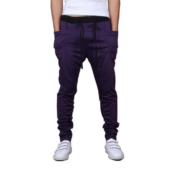 Harlan Pour Sarouel Slim Homme Fitness Pantalon Jogging Sport Droit ZP4Cwqpw