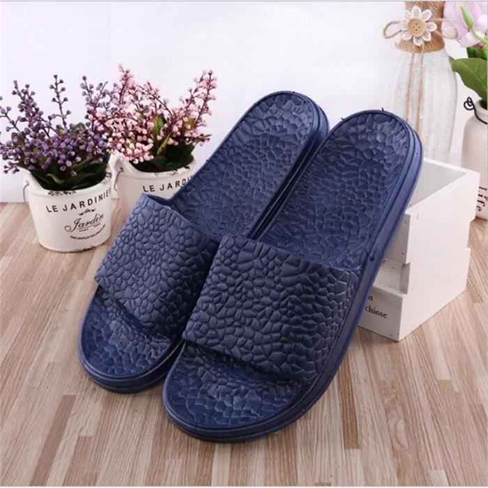 Homme Sandale Marque De Luxe Durable Antidérapant Qualité Supérieure Sandale Poids Léger Homme Sandale Grande Taille 40-45