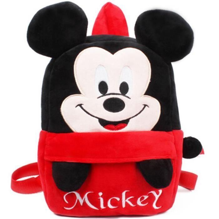 Mickey Cartoon Kid Sac à dos pour fille ou garçon