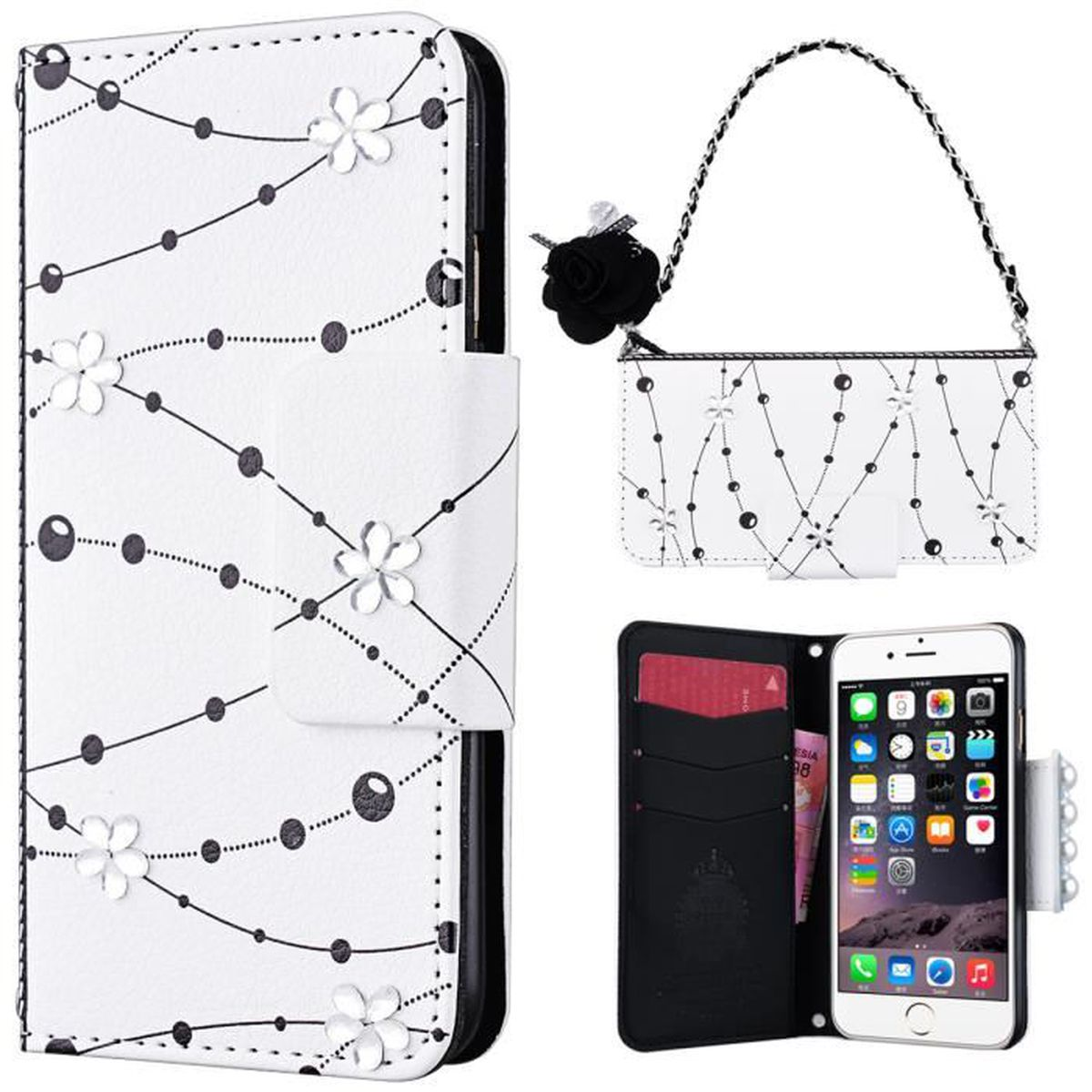 coque protection magnetique iphone 6