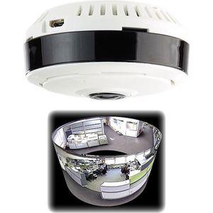 CAMÉRA IP Caméra de surveillance IP panoramique 360° à visio