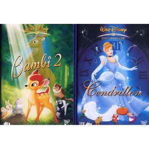 Dvd cendrillon achat vente pas cher - Dessin anime cendrillon 2 ...