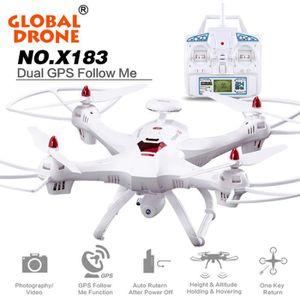 DRONE Drone mondiale 6 axes x183 Avec 2MP WiFi FPV Camér
