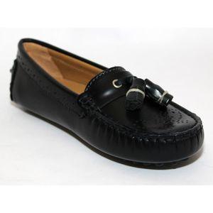 IZTPSERG Chaussure Mocassin Flat Pour Enfant Fille OvlS27yBU