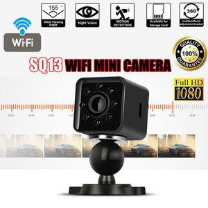 CAMÉRA MINIATURE Mini Étanche Wifi Caméra HD 1080P Micro Numérique 7bb3e5bc177b