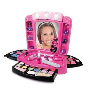 JEU DE MAQUILLAGE CLEMENTONI Miroir de maquillage