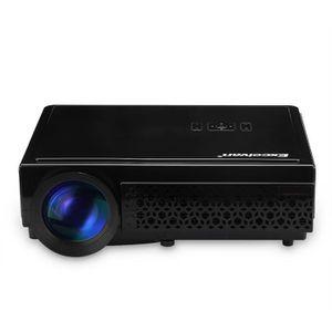 Vidéoprojecteur Excelvan 96+ Natif 1280 * 800 Support 1080p Led Pr