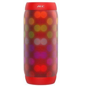 ENCEINTE NOMADE Lampe LED Couleur Sans Fil Audio Haut-parleur Blue